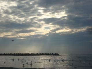 hermoso paisaje marino paisaje marino