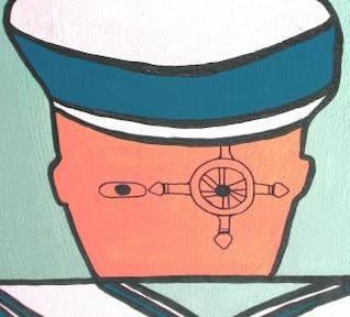 marino abstracto
