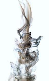 humo en blanco