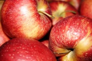manzana roja, manzana