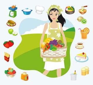 verano de picnic