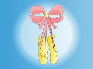 la historieta de un zapatos de baile