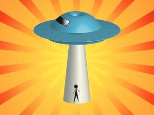 Extraterrestre paquete de vectores invasión
