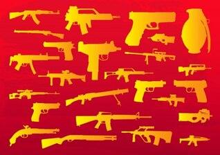 armas de imágenes prediseñadas