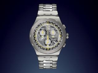James bond vector reloj de pulsera