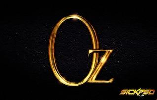 Oz el grande y poderoso estilo de photoshop