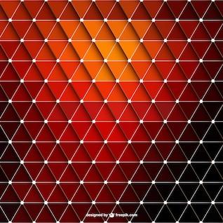Resumen de antecedentes de triángulo rojo