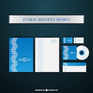 Paquete de identidad corporativa
