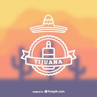 Logo mexicano de Tijuana