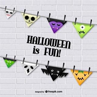 Vector Halloween es divertido