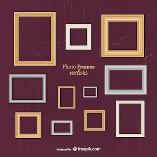Vectores de marcos clásicos