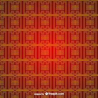 Patrón chino editable