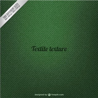Textura textil verde