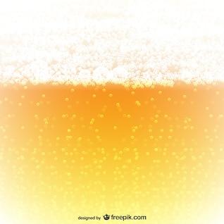 Vector de textura de cerveza