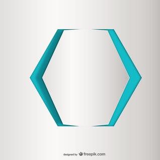 Resumen de vectores de hexágono