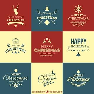 Saludos Navidad fijaron