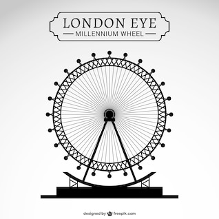 Diseño London Eye