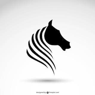 Caballo vector logo