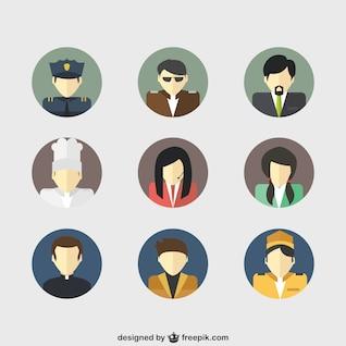 Avatares de empleo