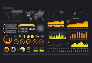 Últimas 30 + Kits gratis Diseño Infographic