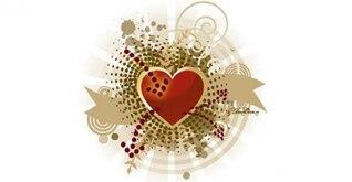 Medios tonos el fondo del corazón