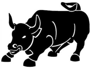 Toro Imagen vectorial