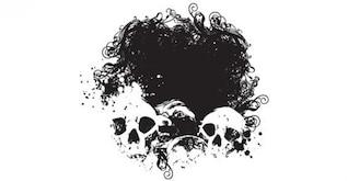 Cráneo libre diseños