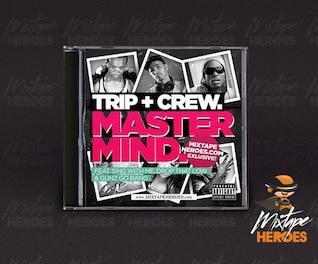 Old portada de plantilla Hip Hop School