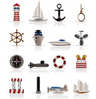 Icono de estilo ilustración vectorial relacionadas