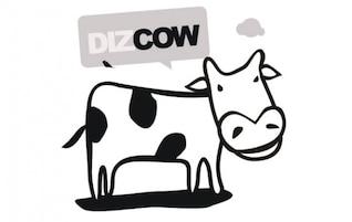 Logo dizcow