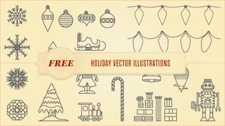 Holiday ilustraciones