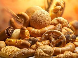 la calidad del pan material de imagen