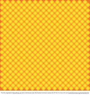 Rejilla amarilla con cuadrados