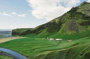 Verde de la montaña