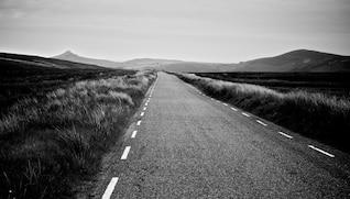 Largo camino por delante