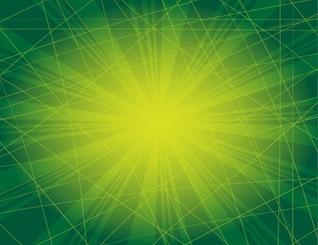 Fondo verde del gráfico de vector