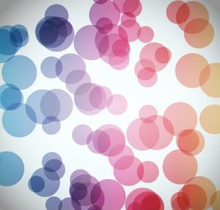 abstracto del vector del fondo gráfico circular