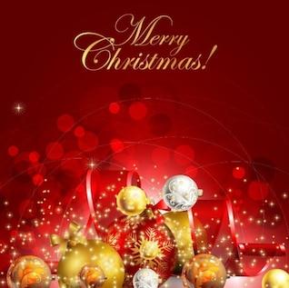 Postal de la Feliz Navidad