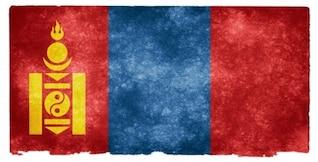 mongolia grunge bandera