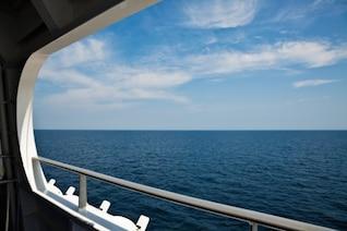 paisaje mar abierto