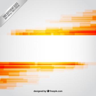 Fondo abstracto en tonos anaranjados