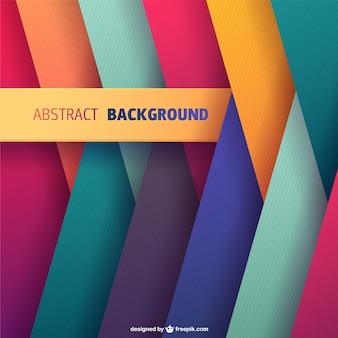 Vector de fondo abstracto de colores