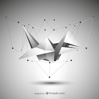 Origami abstracto