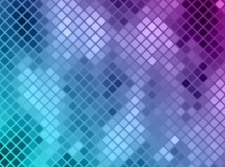 Abstracto tendencia de color neón de fondo conjunto de vectores