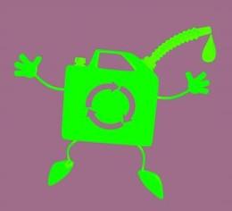 aceite verde