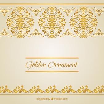 Adornos de oro