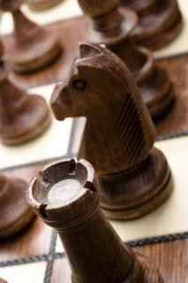 Ajedrez, tablero de ajedrez
