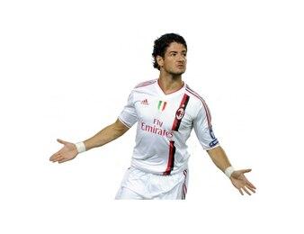 Alexandre Pato, el AC Milan de la Serie A