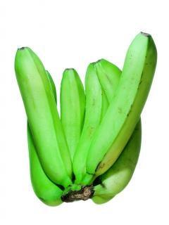 Alimentación saludable, el plátano