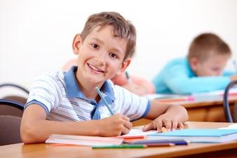 Ambiente escolar positivo